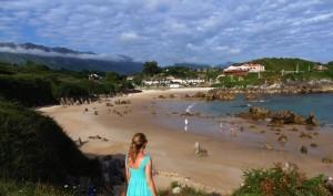 Playa de Toró, Llanes