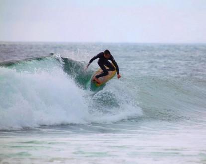 surf en xago