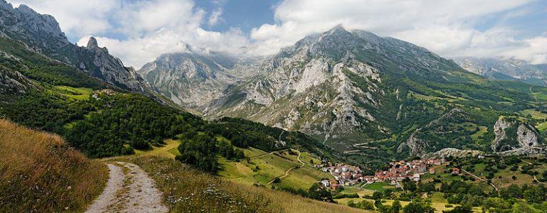 Sotres, Asturias