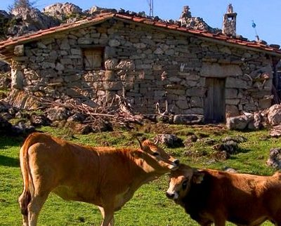 leyenda pastor y la xana