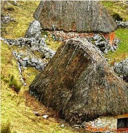 Brañas en Somiedo Asturias