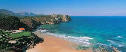 Playa de Vidiago, LLanes