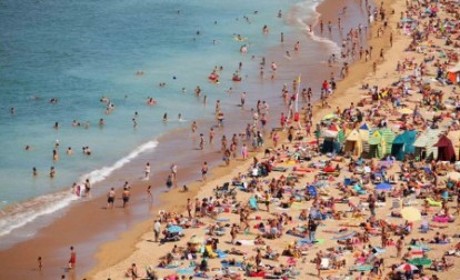 Playa San Lorenzo, Gijón