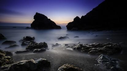 Playa San Cidiello, Cudillero