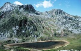 Lago Cerveriz, Asturias