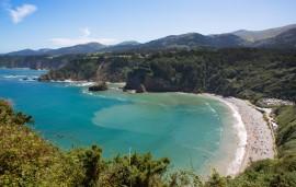 Playa de Cadavedo, Asturias
