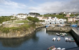 Puerto de Vega, Asturias